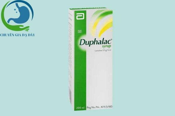 Hộp thuốc Duphalac