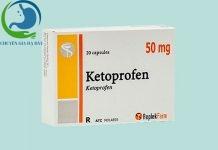 Hộp thuốc Ketoprofen