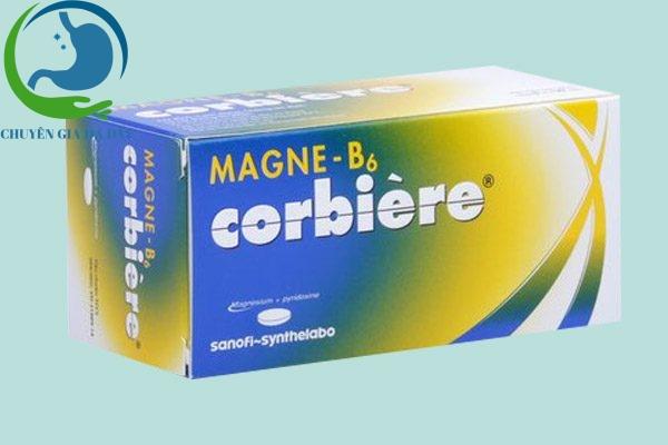 Hộp thuốc Magne B6 corbiere