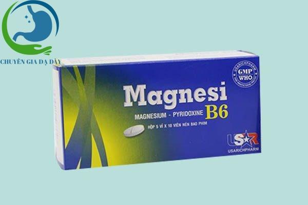 Hộp thuốc Magnesi B6