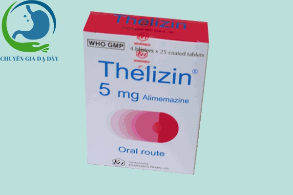 Hộp thuốc Thelizin