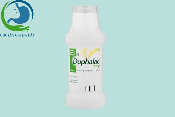 Lọ thuốc Duphalac