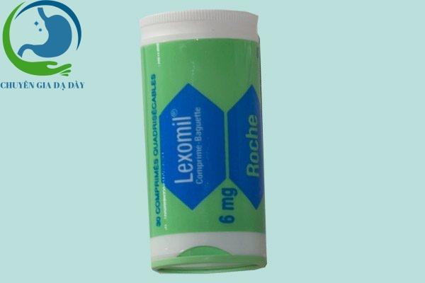 Lọ thuốc Lexomil