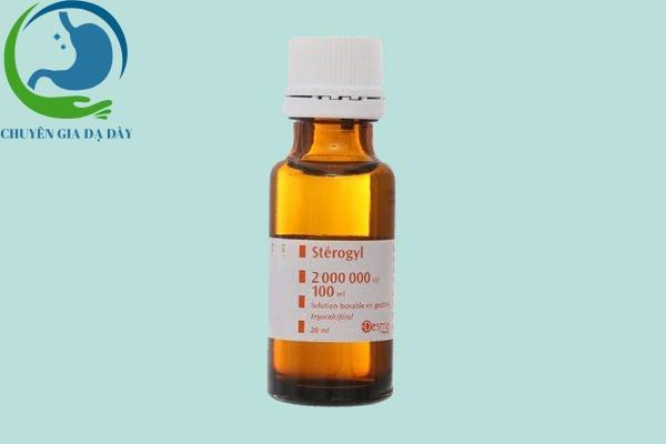 Lọ thuốc Stérogyl