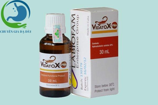 Sản phẩm Vidatox Plus