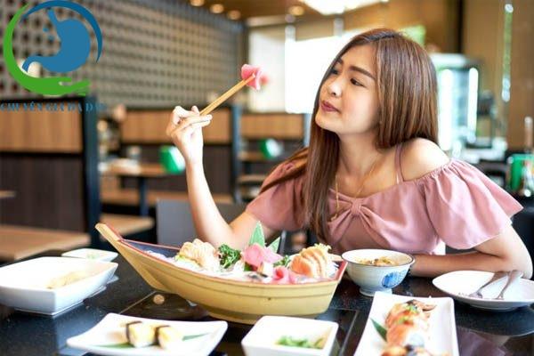 Encorate 200mg có thể gây chán ăn