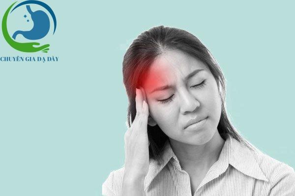 Famotidin 40mg có thể gây đau đầu
