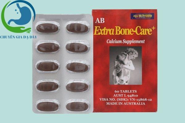 Thực phẩm chức năng Extra bone care