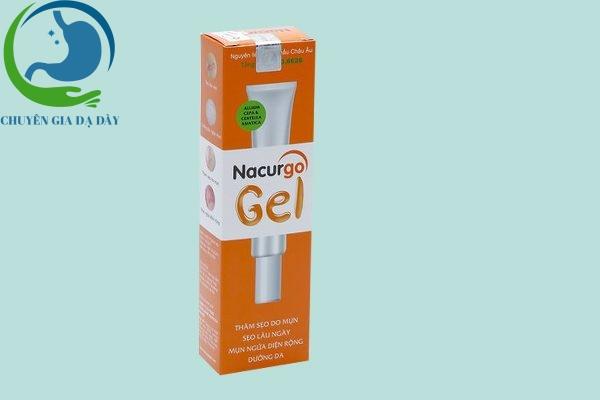 Hộp kem Nacurgo Gel