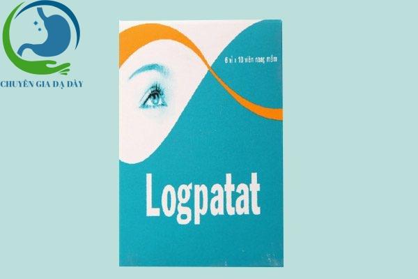 Hộp sản phẩm Logpatat