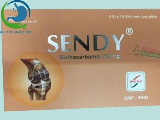 Hộp thuốc Sendy