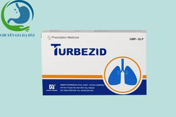 Hộp thuốc Turbezid
