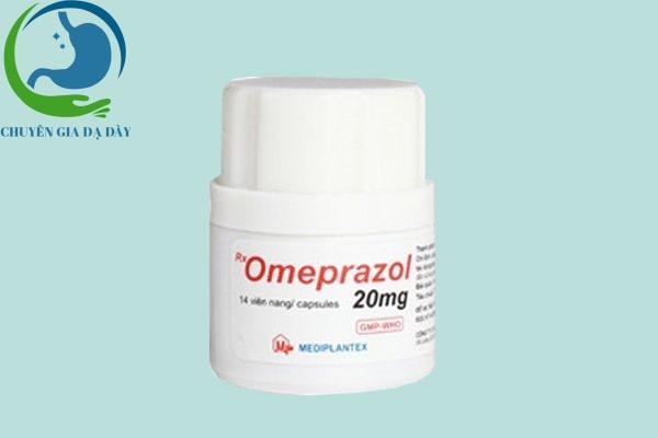 Lọ thuốc Omeprazol