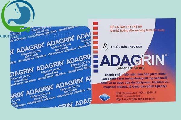 Thuốc Adagrin