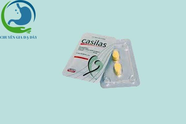Vỉ thuốc Casilas