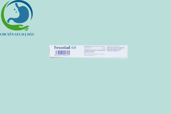 Thông tin Fexostad 60