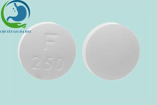 Viên thuốc Flagyl 250mg
