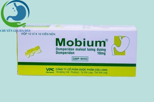 Hình ảnh: hộp thuốc Mobium