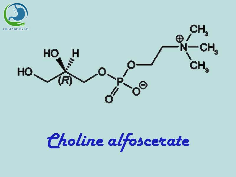 Công thức Choline alfoscerate