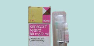 Thuốc Kenacort Retard