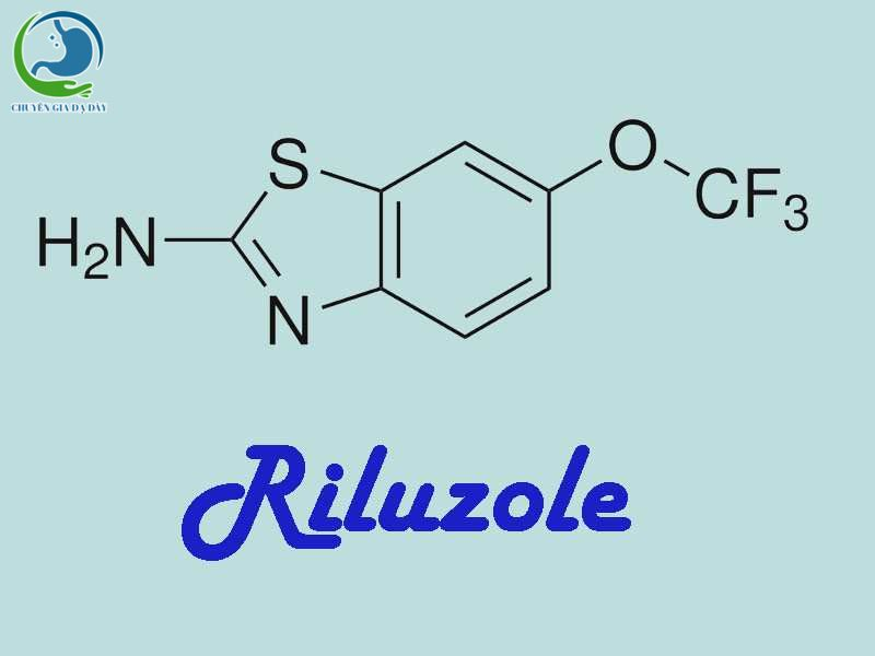 Công thức Riluzole