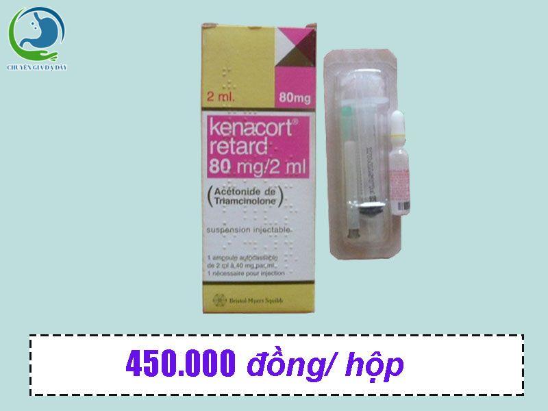 Giá thuốc Kenacort Retard