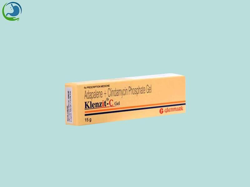 Hộp thuốc Klenzit C