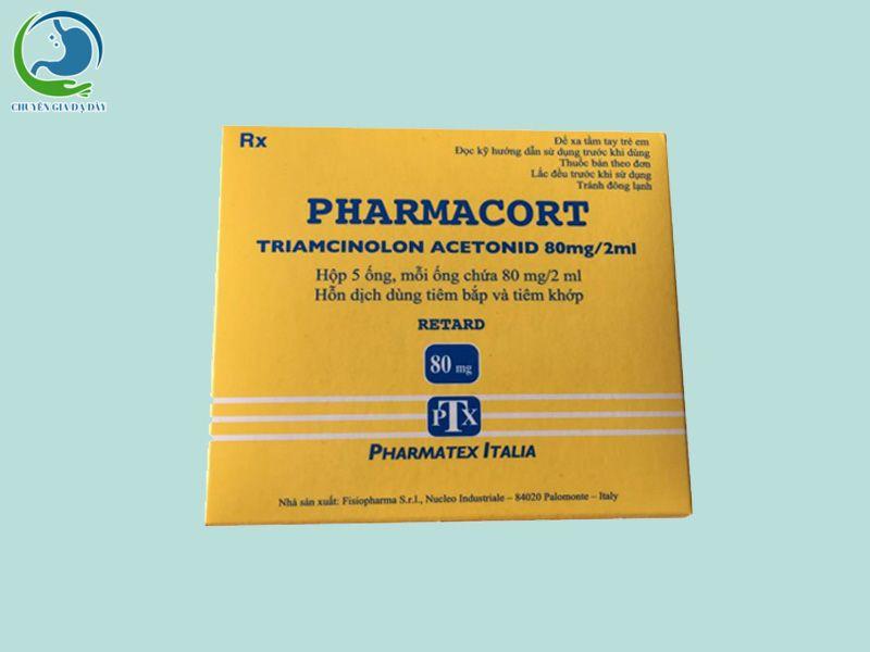 Hình ảnh: Hộp thuốc Pharmacort