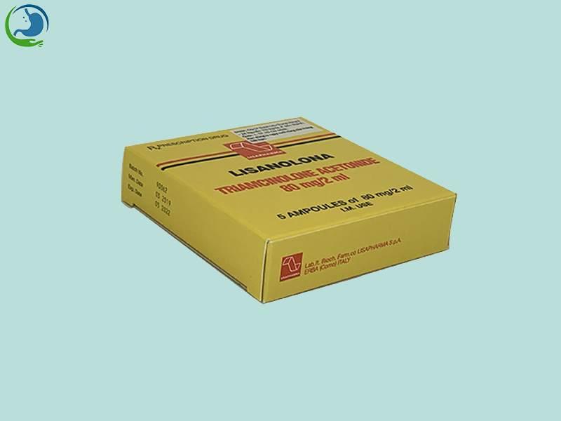 Lưu ý khi sử dụng thuốc Lisanolona
