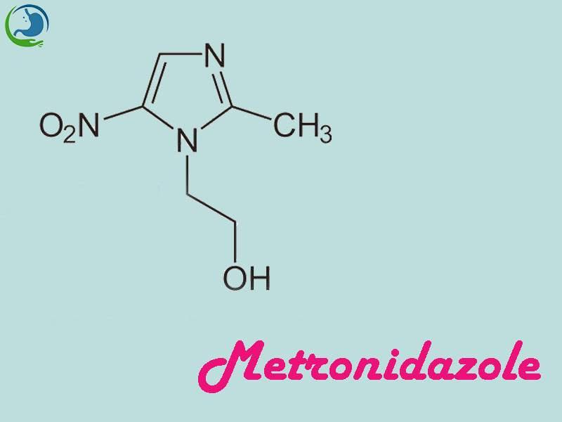 Công thức Metronidazole