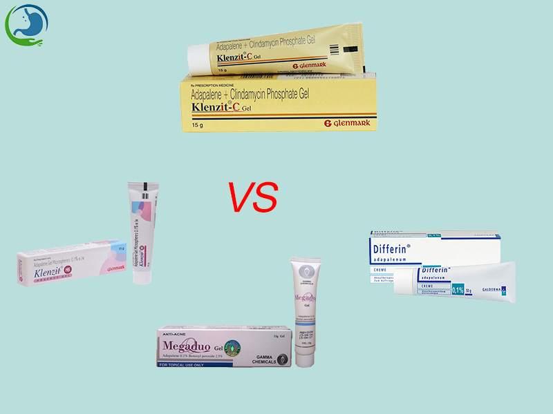 So sánh Klenzit C với các sản phẩm khác