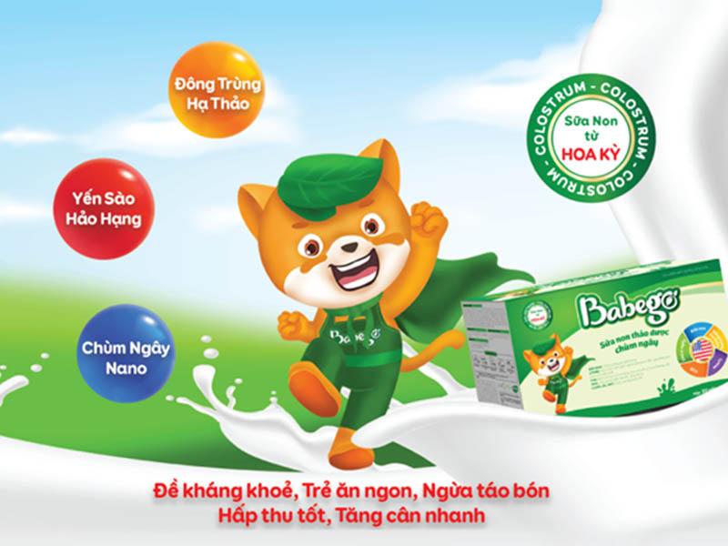 Sữa non thảo dược Babego đã được chuyên gia đánh giá là giải pháp giúp tăng cường sức đề kháng vượt trội đồng thời trị dứt điểm táo bón
