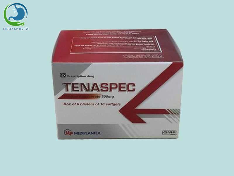 Thuốc Tenaspec 800mg