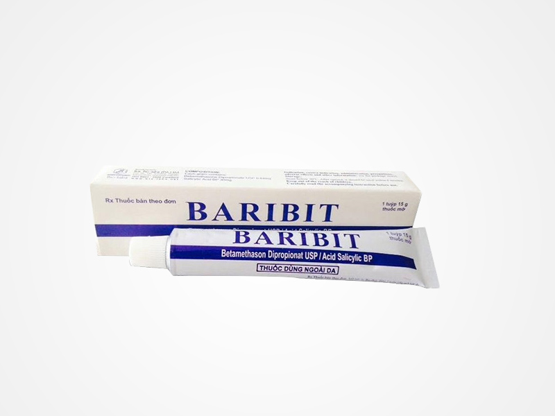 Thuốc Baribit