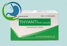 Thuốc Thyanti 10mg