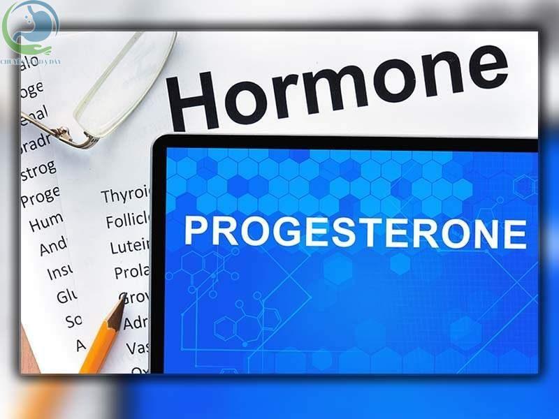 Utrogestan có thành phần chính là progesteron