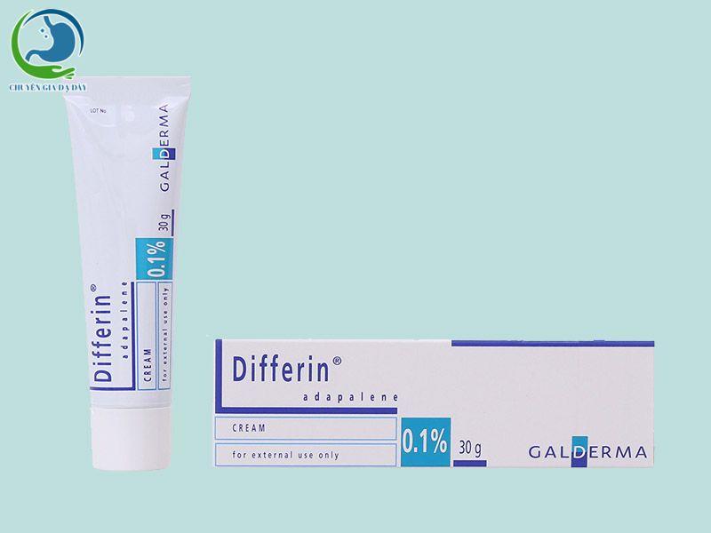 Differin Cream 0.1% 30g