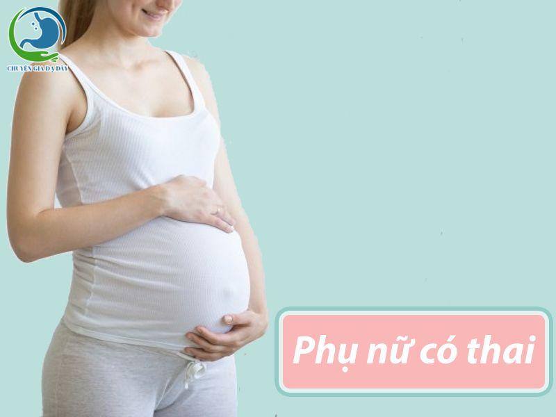 Phụ nữ có thai thường có nguy cơ khá cao mắc bệnh trĩ