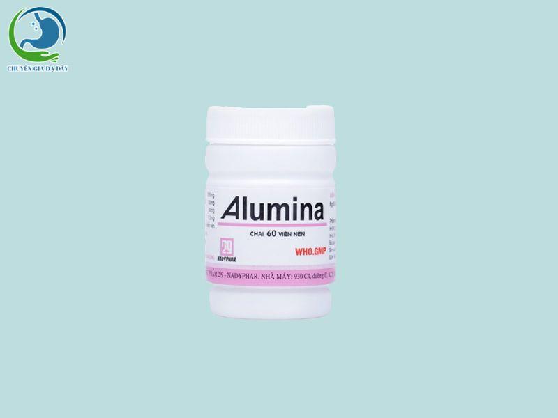 Thuốc Alumina