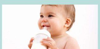 Trẻ uống sữa tươi có bị táo bón không ?