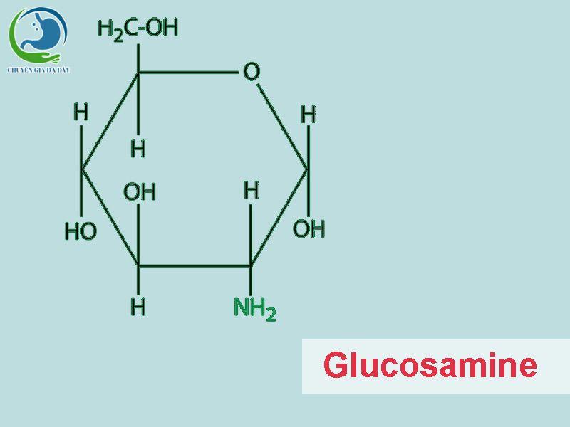 Công thức Glucosamine