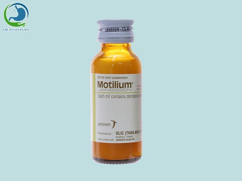 Hình ảnh: Chai hỗn dịch uống Motilium