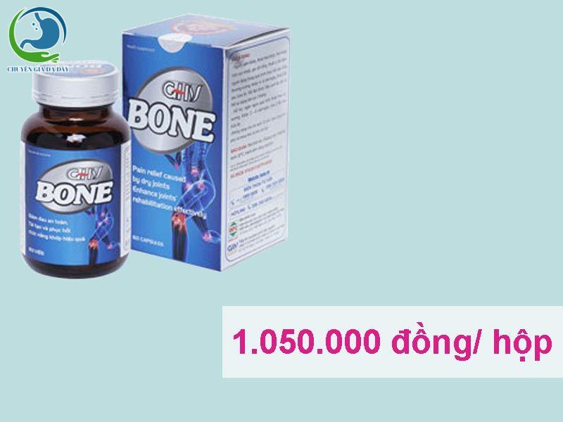 Giá viên khớp GHV Bone