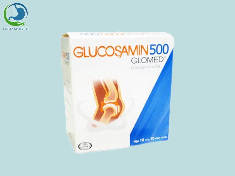 Glucosamine 500 Glomed