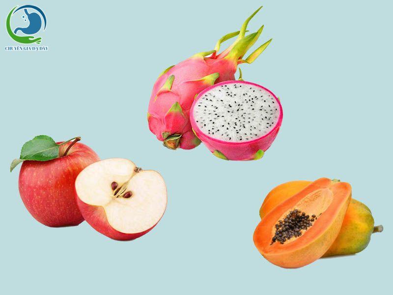 Một số loại quả nên ăn để tránh trào ngược dạ dày