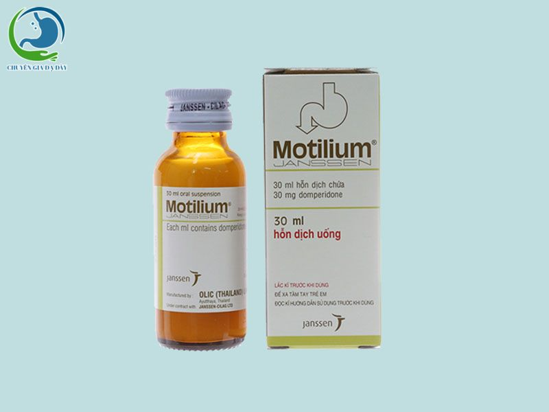 Hình ảnh: Hỗn dịch uống Motilium