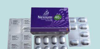 Thuốc Nexium 40 mg