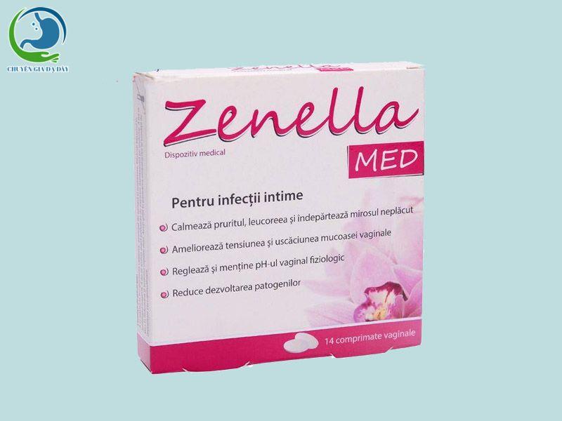 Hình ảnh: Hộp thuốc Zenella Med