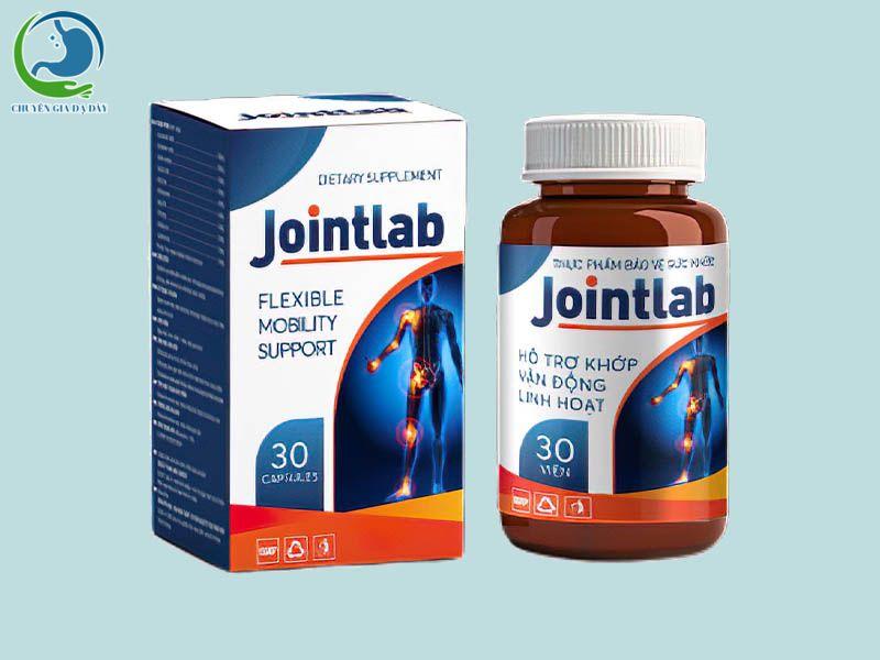 Jointlab hiện nay được cung cấp trên thị trường với mức giá 1.180.000 đồng / 1 hộp x 30 viên