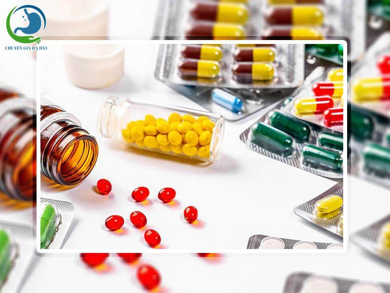 Tác dụng phụ của một số loại thuốc tây là nguyên nhân gây trào ngược dạ dày thực quản